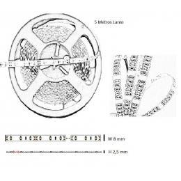 Tira Flexible Exterior 14.4w*5m 720lm IP65 12V - Imagen 2