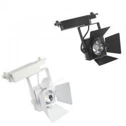 Foco LED 30W LUXY para Carril Monofásico - Imagen 1