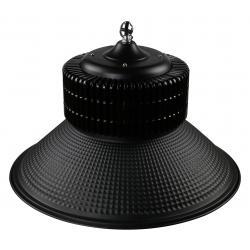 Campana LED PRO Black  200W SMD 3030 -3D- - Imagen 1