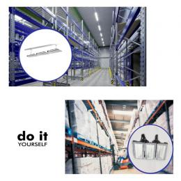 Campana DIY 150W 120º 6000K  SMD 3030 -3D- - Imagen 2