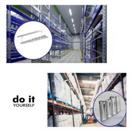 Campana DIY 200W 120º 3000K  SMD 3030 -3D- - Imagen 2