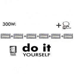 Campana DIY 300W 60º y 120º