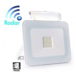 Foco Proyector LED Luxury Blanco RADAR 20W - Imagen 1