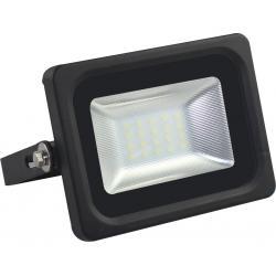 Foco Proyector Exterior Negro 10W IP65 Elegance 3030-3D - - Imagen 1