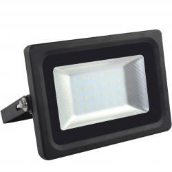 Foco Proyector Exterior Negro 20W IP65 Elegance 3030-3D - - Imagen 1
