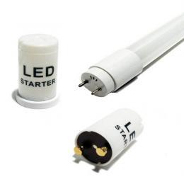 Tubo LED 22W Cristal  Pro 330º IP20  150cm - Imagen 2