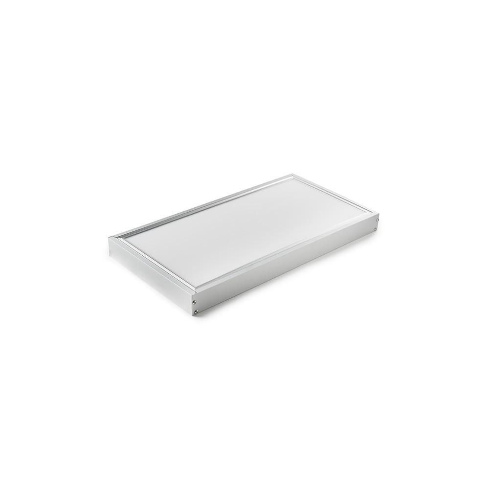 Marco para Instalación en Superficie Paneles de LEDs 600x300mm