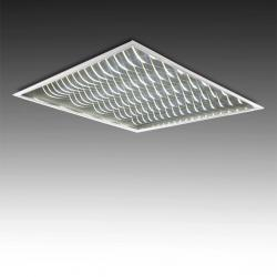 Panel Led 3D 600 x 600mm Fila Simple 36W 3960Lm 30.000H