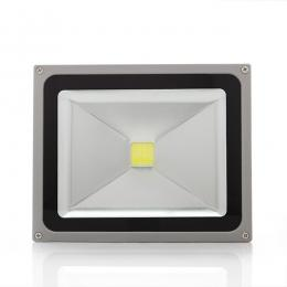 Foco Proyector Led para Exterior Dimable BRICO 50W 3188lm 30.000H - Imagen 2