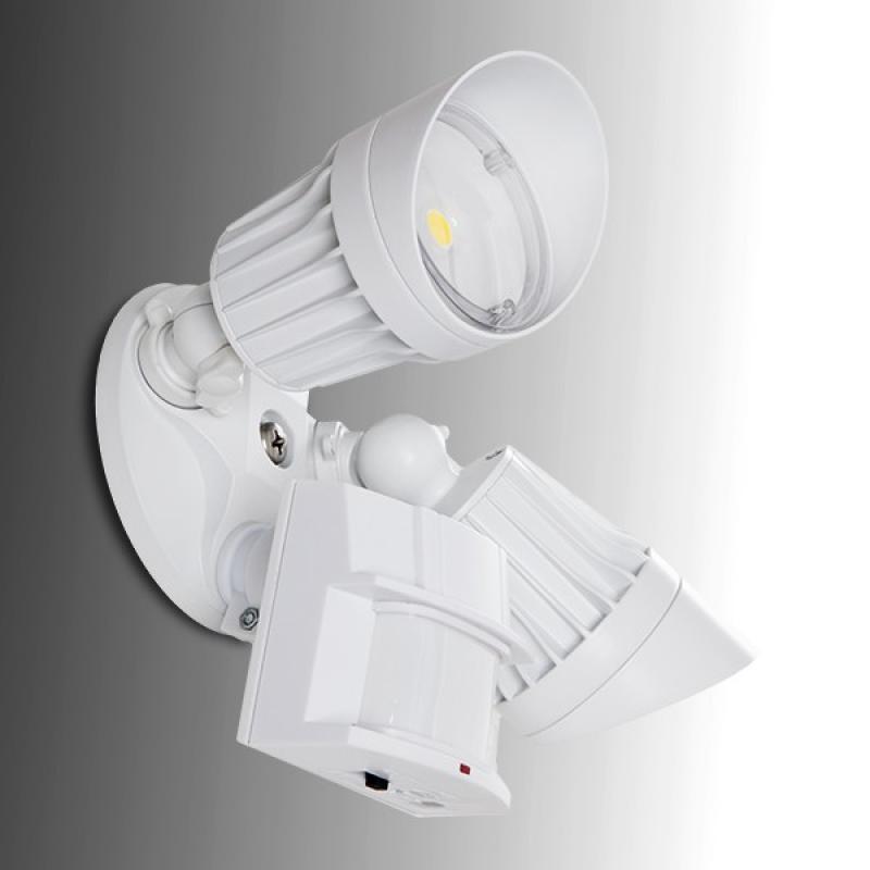 Foco Led de Seguridad para Exterior con Detector Movimiento 20W 1500Lm 50.000H - Imagen 1