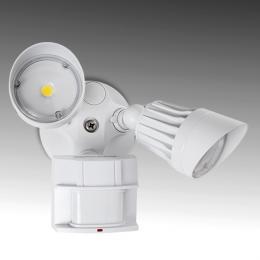 Foco Led de Seguridad para Exterior con Detector Movimiento 20W 1500Lm 50.000H - Imagen 2