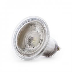 Lámpara Bombilla LEDs COB GU10 DIMABLE 7W 550Lm 30.000H - Imagen 1