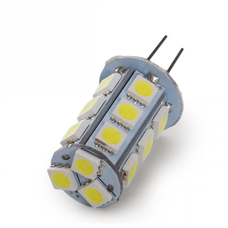 Lámpara Bombilla Led G4 SMD5050 2,5W 200Lm 30.000H - Imagen 1