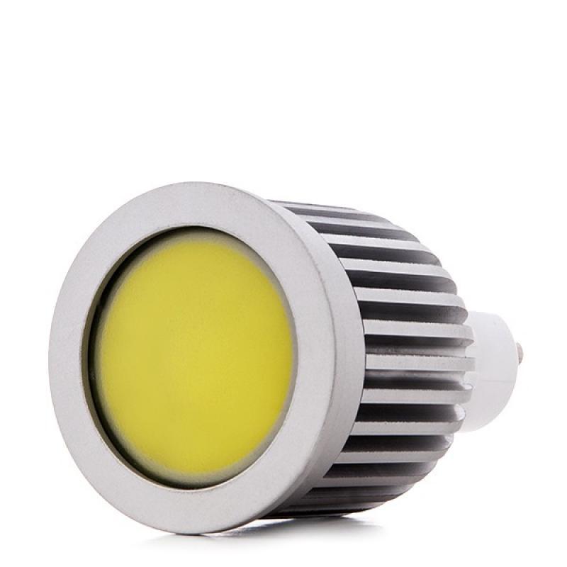 Lámpara Bombilla Led COB GU10 5W 425Lm 30.000H - Imagen 1