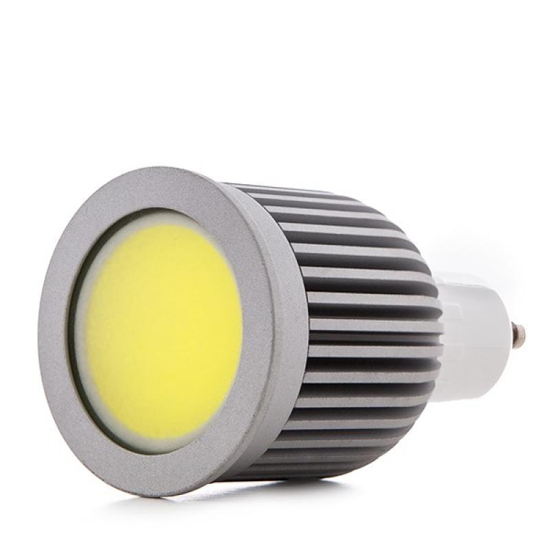 Lámpara Bombilla Led COB GU10 DIMABLE 5W 380Lm 30.000H - Imagen 1
