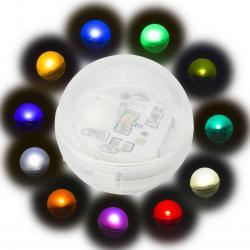Perla Led efecto Luciérnaga Flotante 20mm