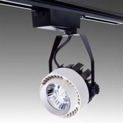 Foco de Carril LED COB 20W 1800Lm