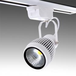 Foco de Carril LED COB 30W 2700Lm