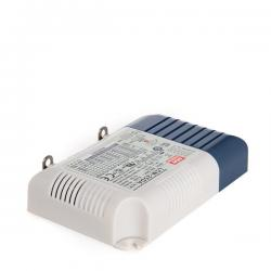 Transformador Led MEANWELL 25W 180-295VAC IP20 - Ajustable - Especial DALI