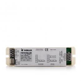 Kit de Emergencia para LEDs  7,2V 1,5Ah Sálida Máxima 58V - Imagen 2