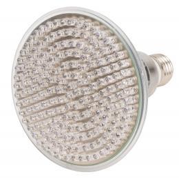 Lámpara Bombilla LED Grow PAR38 E27 168 LEDs  9W Rojo/Azul 50.000H Tipo A - Imagen 2
