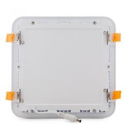Placa Led Cuadrada PAL OFFSET 215x215mm 20W 1600Lm 50.000H - Imagen 2
