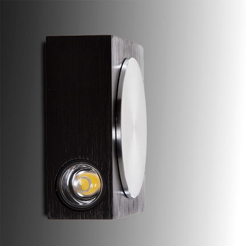 Aplique Mini de Pared 4 LEDs 4W 360Lm 30.000H - Imagen 1