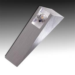 Aplique Mini de Pared 3 LEDs 3W 270Lm 30.000H - Imagen 2