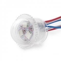 Pixel LED 26mm SMD5050 0,72W 12VDC RGB - Imagen 1