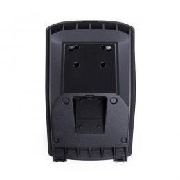 Aplique para Exterior Fumagalli GERMANA E27 Negro Difusor Opal - Imagen 2