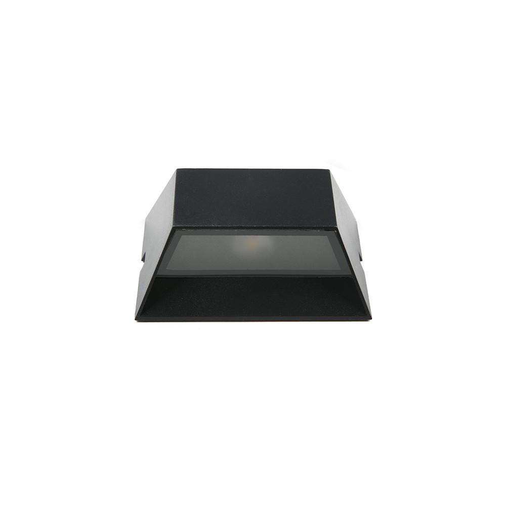 Aplique de leds cree para exterior ip65 6w 510lm for Aplique exterior led