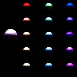 PACK DE 2 Lámparas Bombilla Led RGB 10W E27 ESFERICA CON MANDO A DISTANCIA - Imagen 2