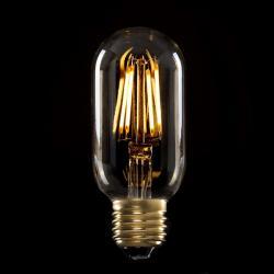 Bombilla Vintage LED T45 Radio 4W E27