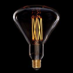 Bombilla Vintage LED Dimmable PAR 38 Frida Onda 4W E27 Vidrio Ámbar