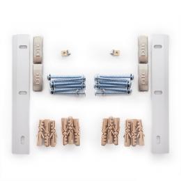 Armario de Baño Iluminado por LEDs con Detector Proximidad, Antivaho, Enchufe Afeitadora. Aluminio. - Imagen 2