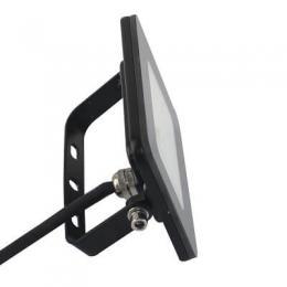 Foco Proyector Exterior LED Luxury 10W Negro  120Lm/W - Imagen 2