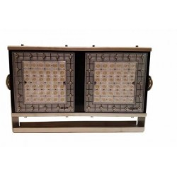 Proyector Deportivo Regulable LED 600W IP67-IK10 Acero Inoxidable + Aluminio Disipador