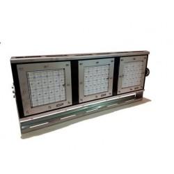 Proyector Sport Line Regulable LED 900W IP67-IK10 Acero Inoxidable + Aluminio Disipador