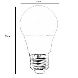 Bombilla LED 7W 270º E27 - Imagen 2