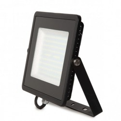 "Proyector Led ""ELEGANCE"" 100W 8500Lm IP65 30.000H Negro"