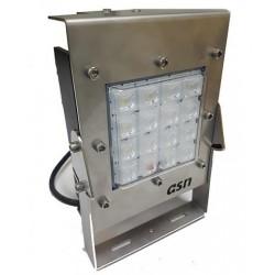 Proyector Serie D 100W - IP67 Ángulos variados - 14500 Lm