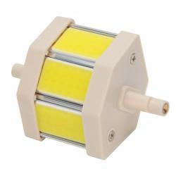 Lámpara R7S Led COB 78mm 5W 400Lm 30.000H - Imagen 1