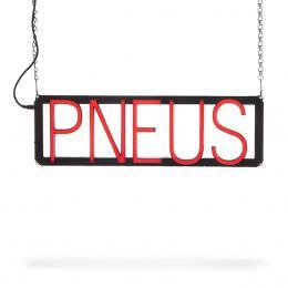 Enseigne au NEON LED pré-conçu PNEUS - Imagen 2