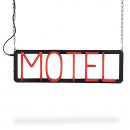Enseigne au NEON LED pré-conçu MOTEL - Imagen 2