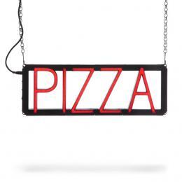 Enseigne au NEON LED pré-conçu PIZZA - Imagen 2