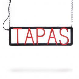 Enseigne au NEON LED pré-conçu TAPAS - Imagen 2