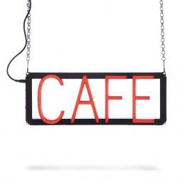 Vorgestaltetes Zeichen CAFE - Imagen 2