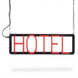 Vorgestaltetes Zeichen HOTEL - Imagen 2