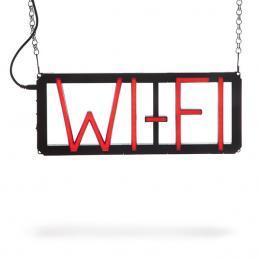 Vorgestaltetes Zeichen WIFI - Imagen 2