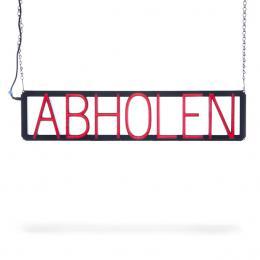 Vorgestaltetes Zeichen ABHOLEN - Imagen 2